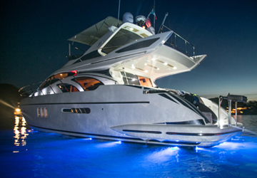 55 Azimut Cabo Luxury Yacht Charters Los Cabos Boat Rentals