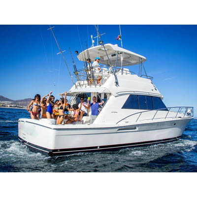Ensenada Boat Rental