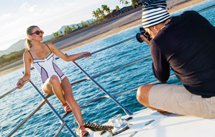 photography service on yacht in Cabo San Lucas, video service Cabo, Los Cabos